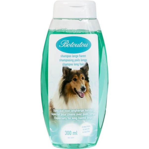 שמפו לכלבים לשיער ארוך 300 מל