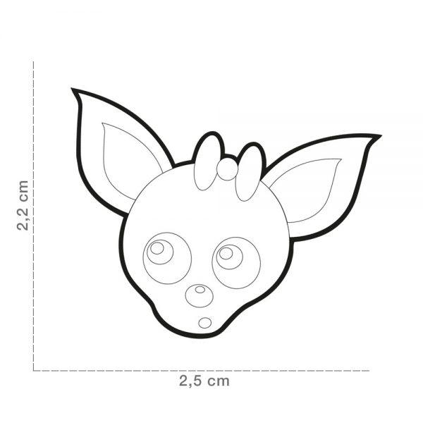 Chihuahua-black-Dog-Tag-ID-Size