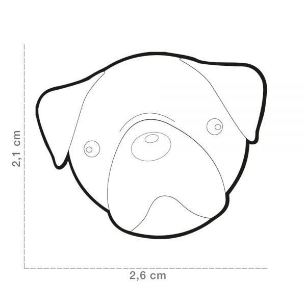 Pug-Fawn-Dog-Tag-ID-Size