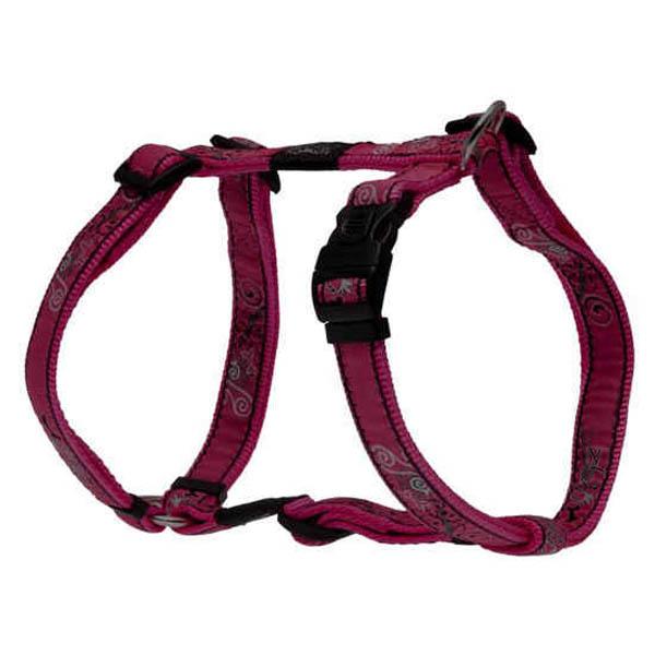H-Harness-Cool-Graphics-SJ03-BN-Pinkbones