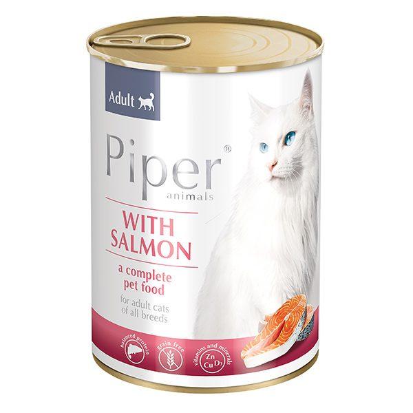 חתול סלמון 400 גרם